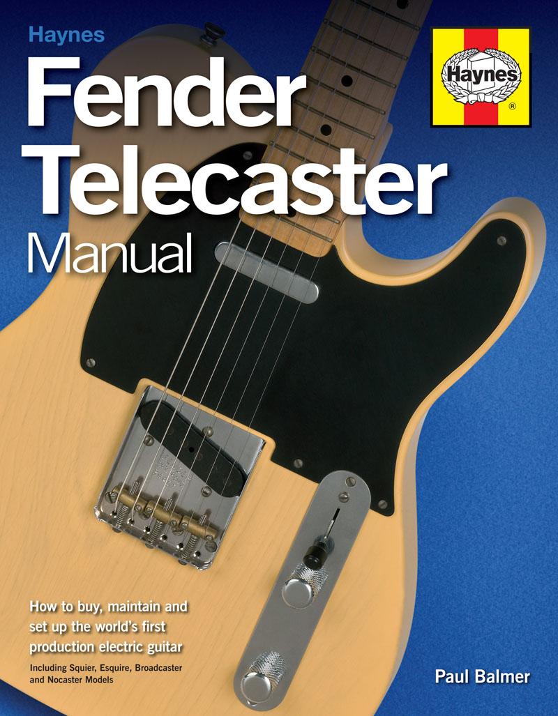 fender telecaster manual haynes publishing rh haynes com Fender Squier Acoustic fender squier affinity user manual