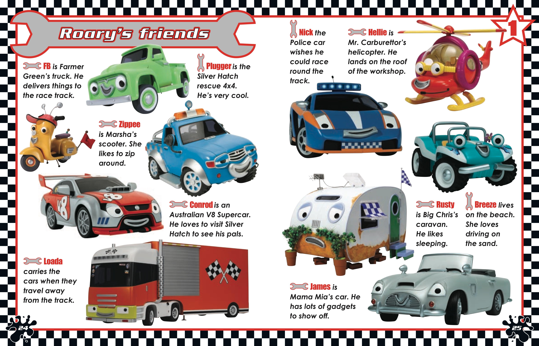 Roary The Racing Car Mamma Mia