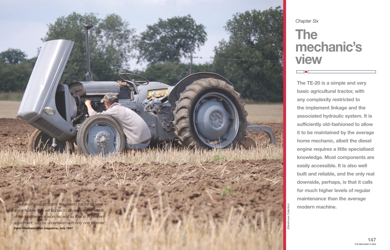 Ferguson TE-20 Tractor Manual