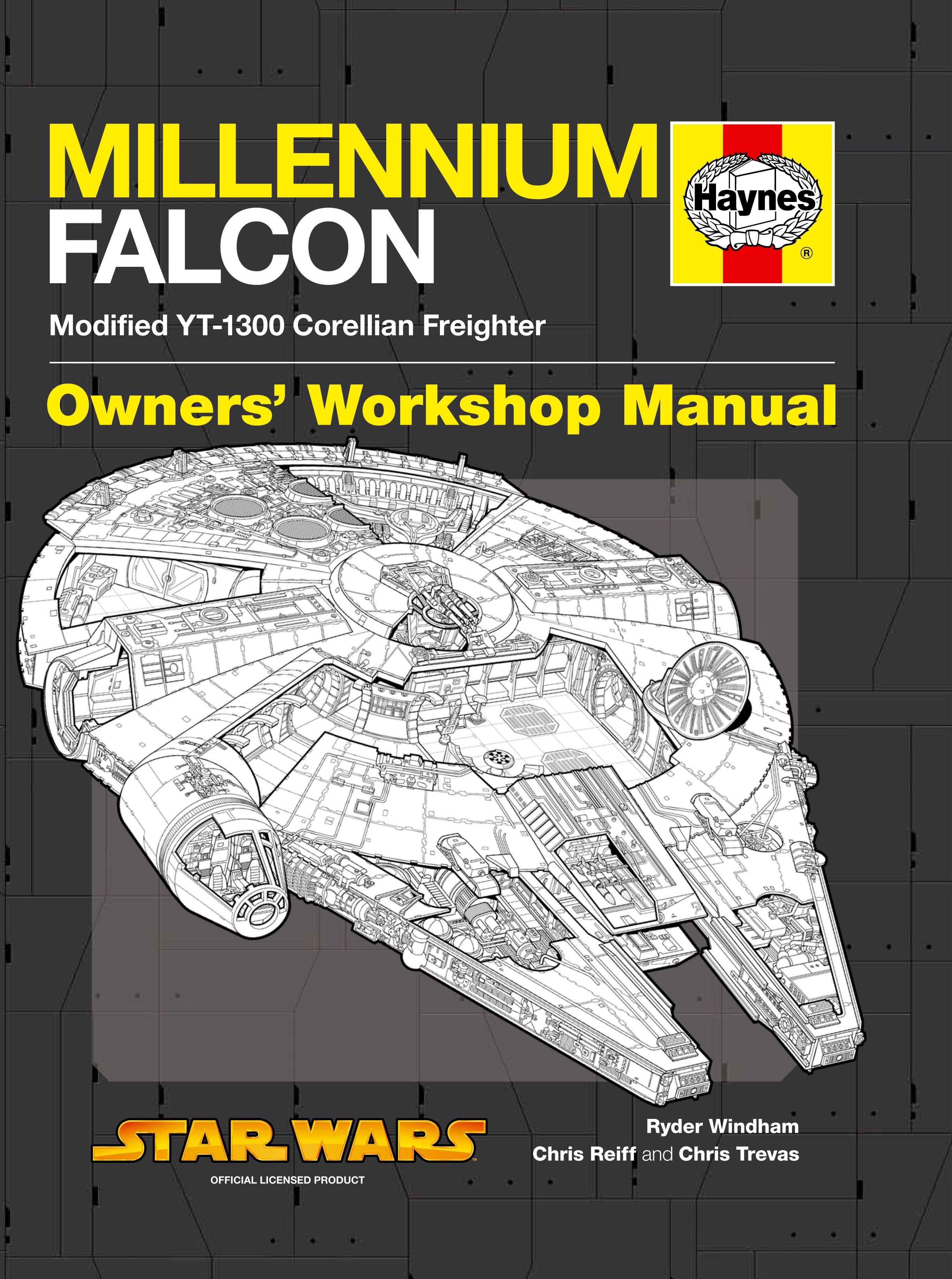 millennium falcon manual haynes publishing rh haynes com haynes manual coupon code haynes manual mighty max