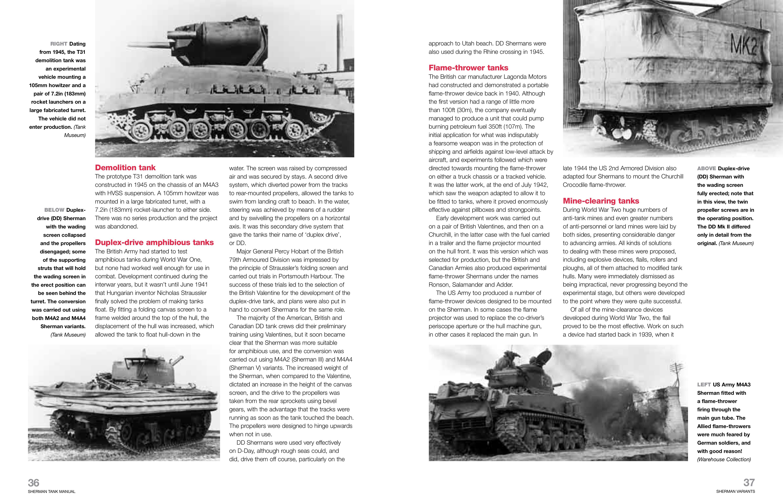 Sherman Tank Manual | Haynes Publishing