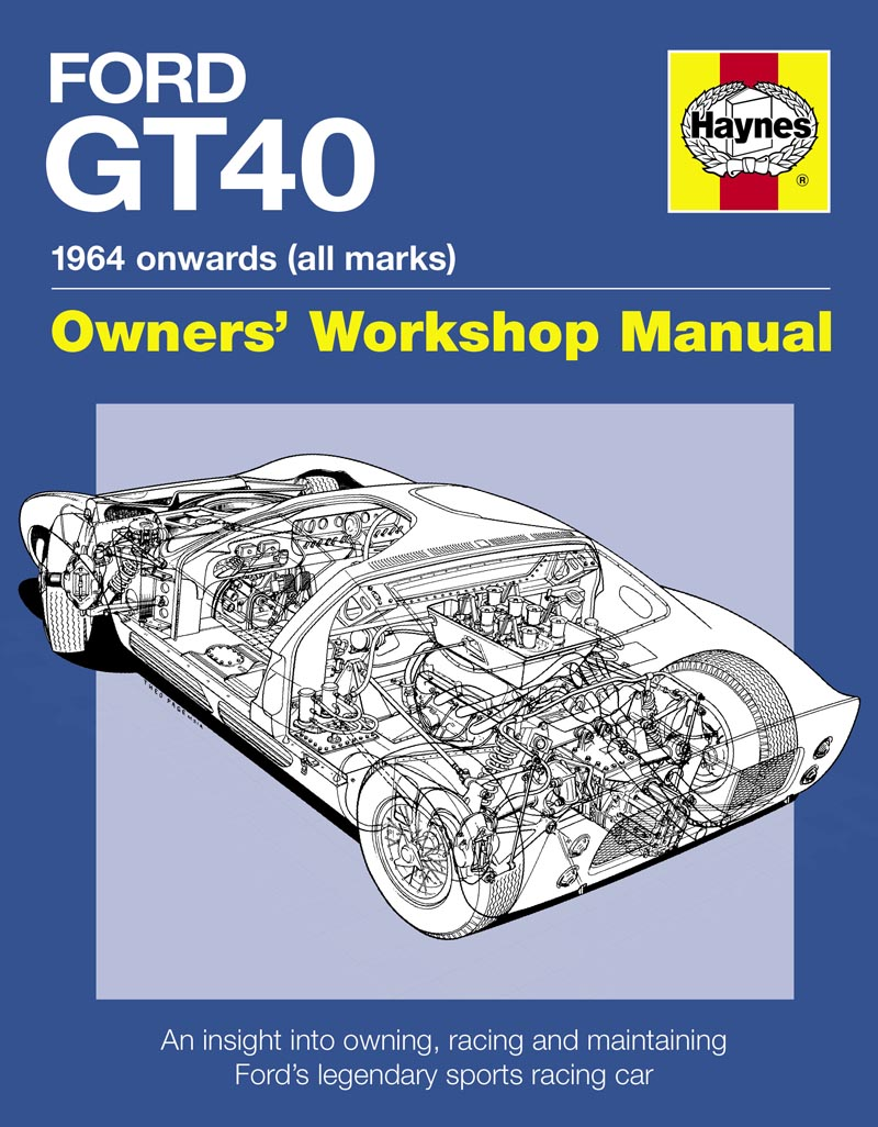 Enlarge Ford Gt Manual
