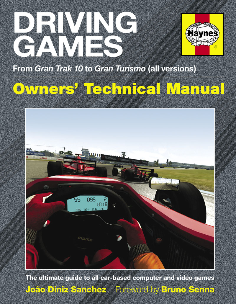 Driving Games Manual (paperback)