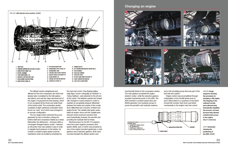 Lockheed SR-71 Blackbird Manual