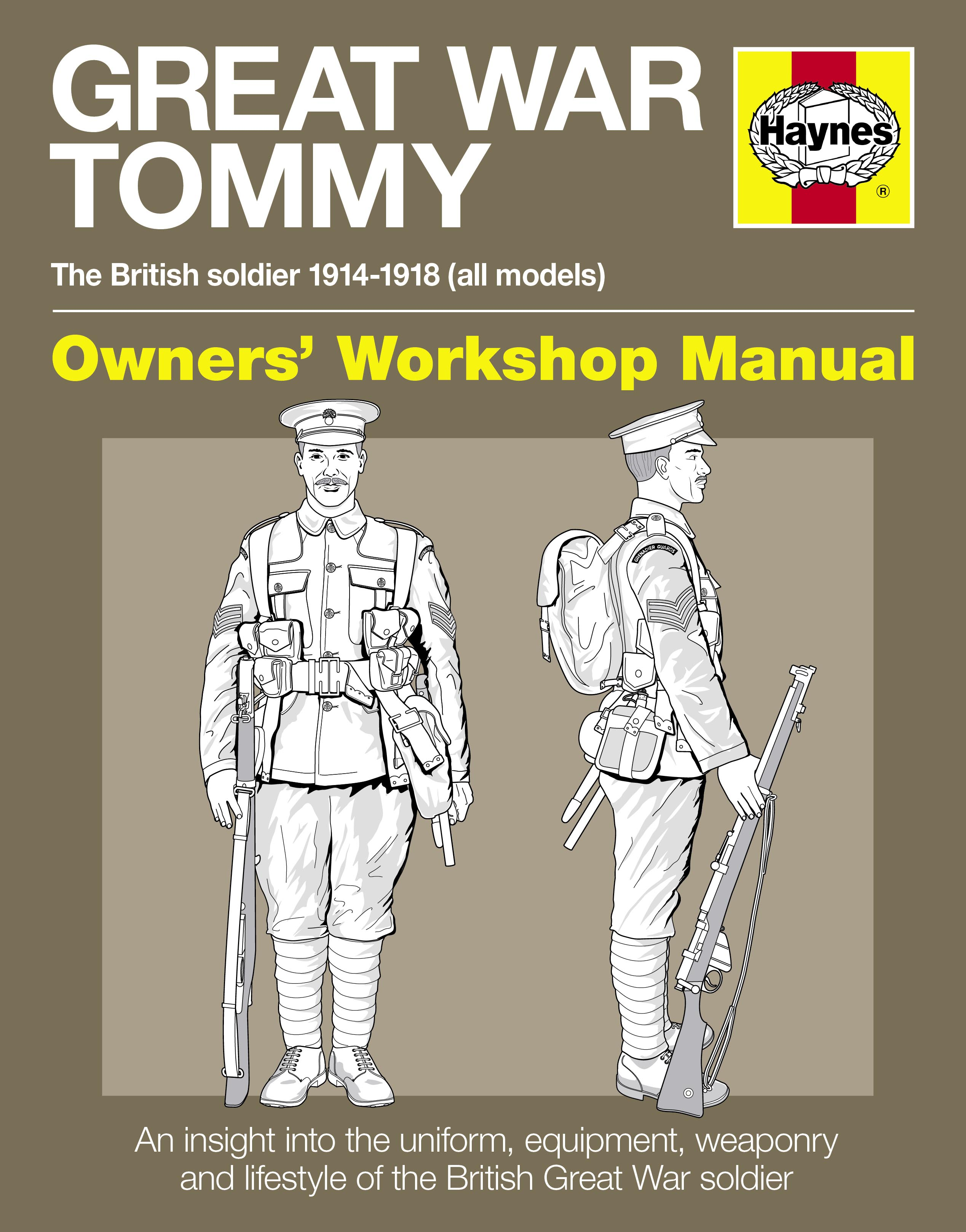Great War Tommy Manual (Paperback)