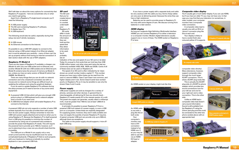 Raspberry pi 2 manual pdf