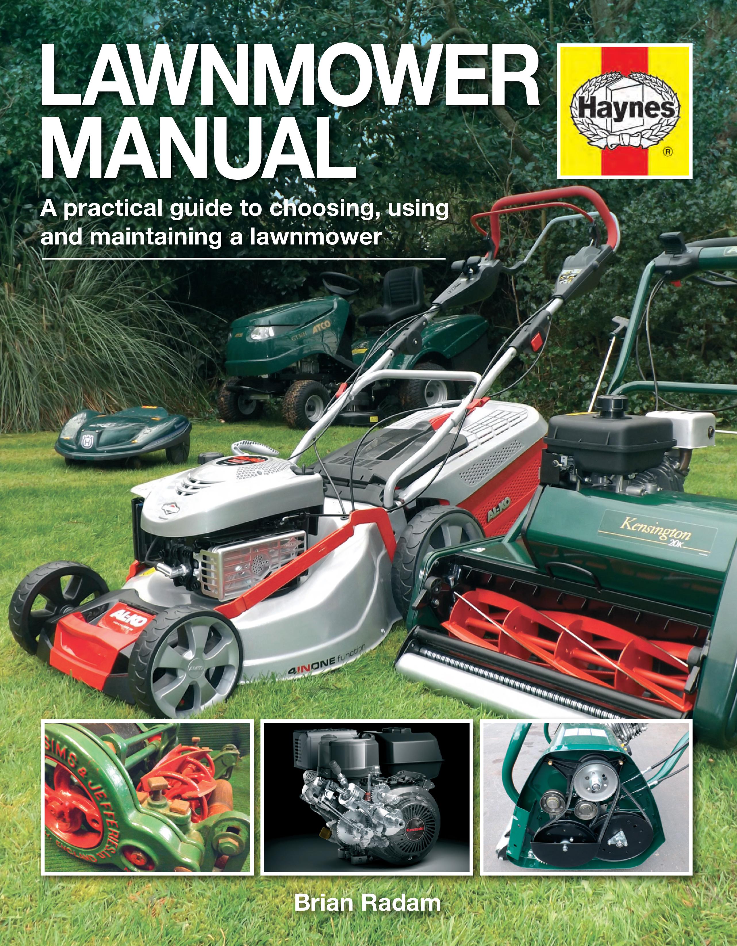 Enlarge Lawnmower Manual