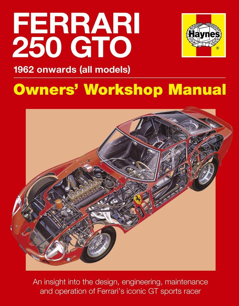 Ferrari 250 GTO Manual