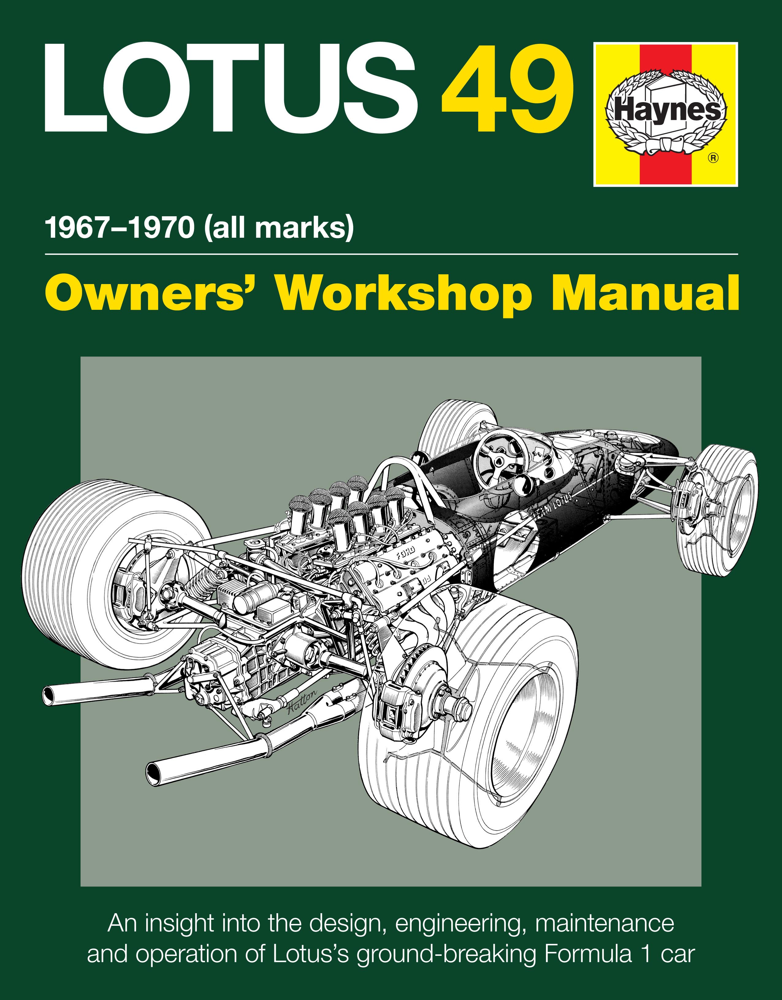 Lotus 49 Manual