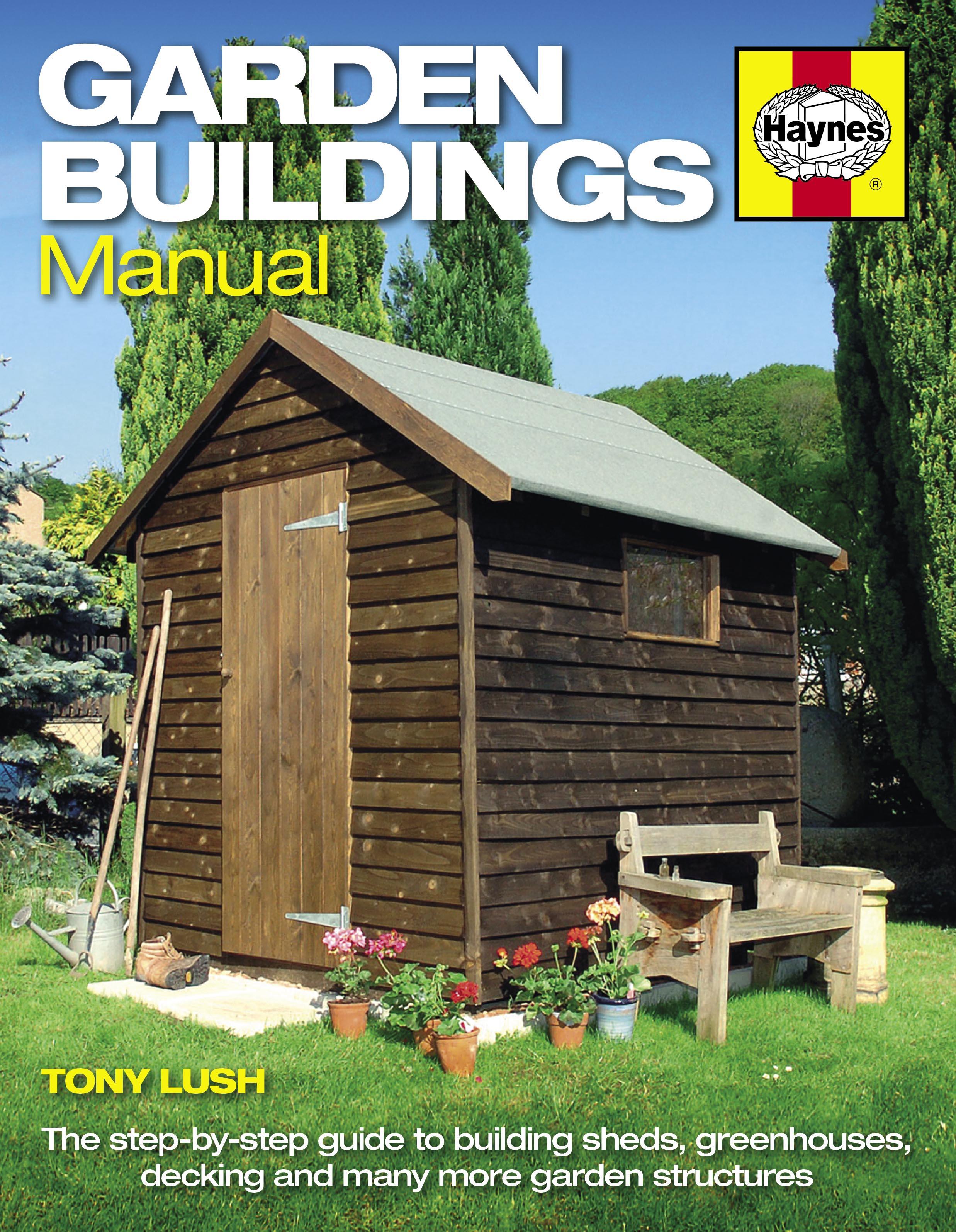 Garden Buildings Manual (paperback)
