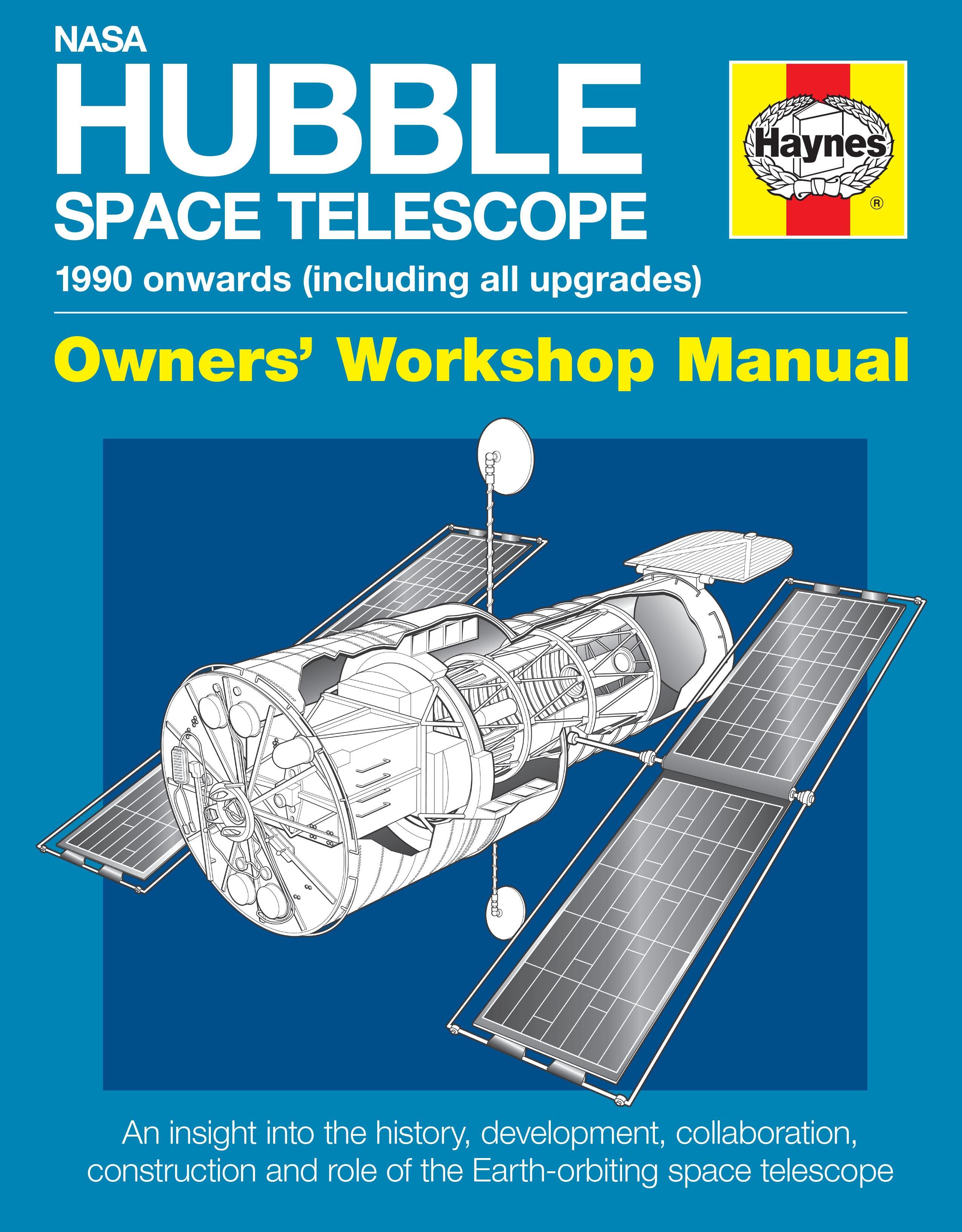 Nasa Hubble Space Telescope Owners' Workshop Manual