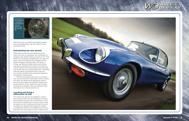 Wheeler Dealers Car Restoration Manual | Haynes Publishing