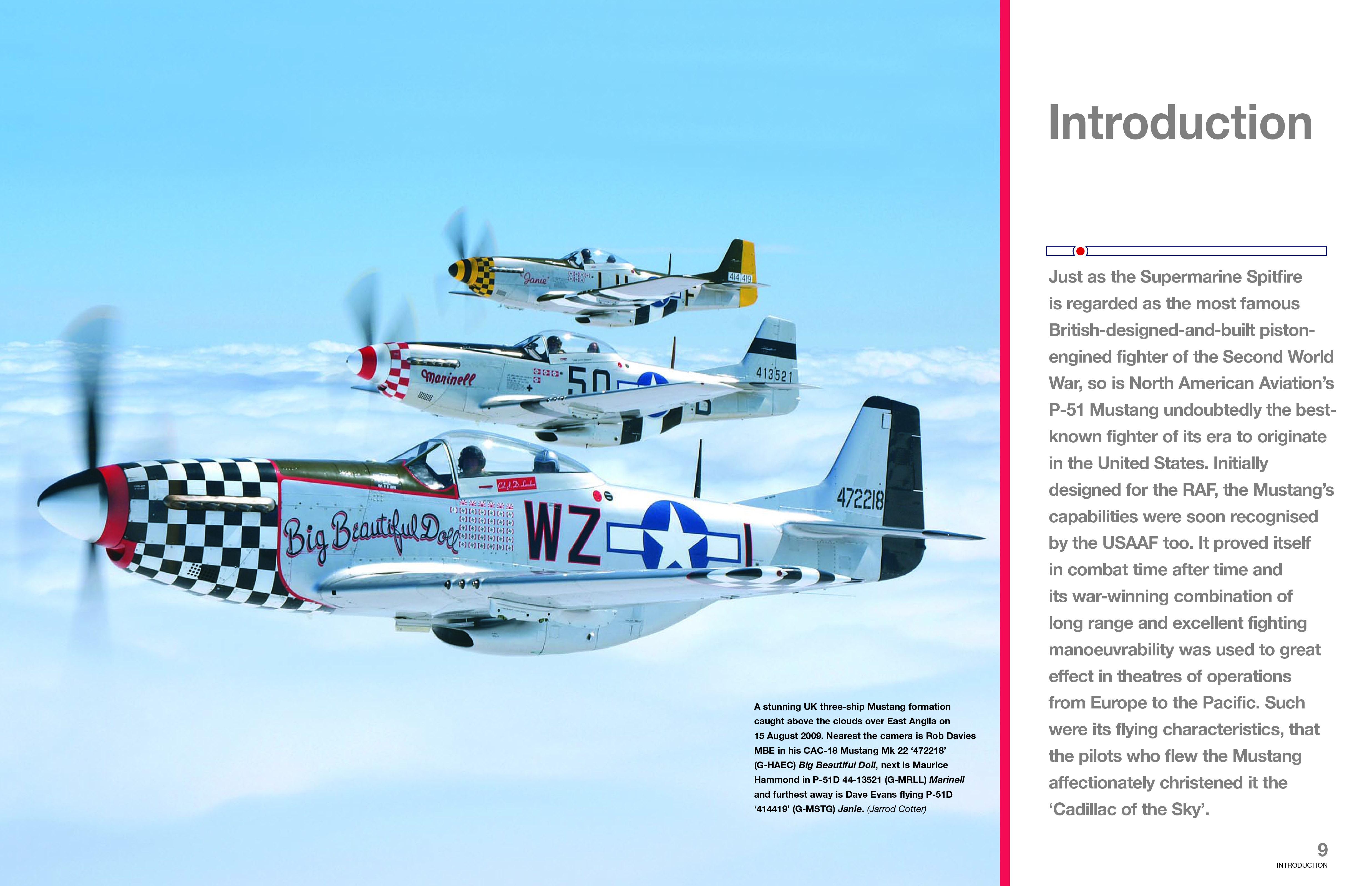 North American P-51 Mustang (paperback) | Haynes Publishing