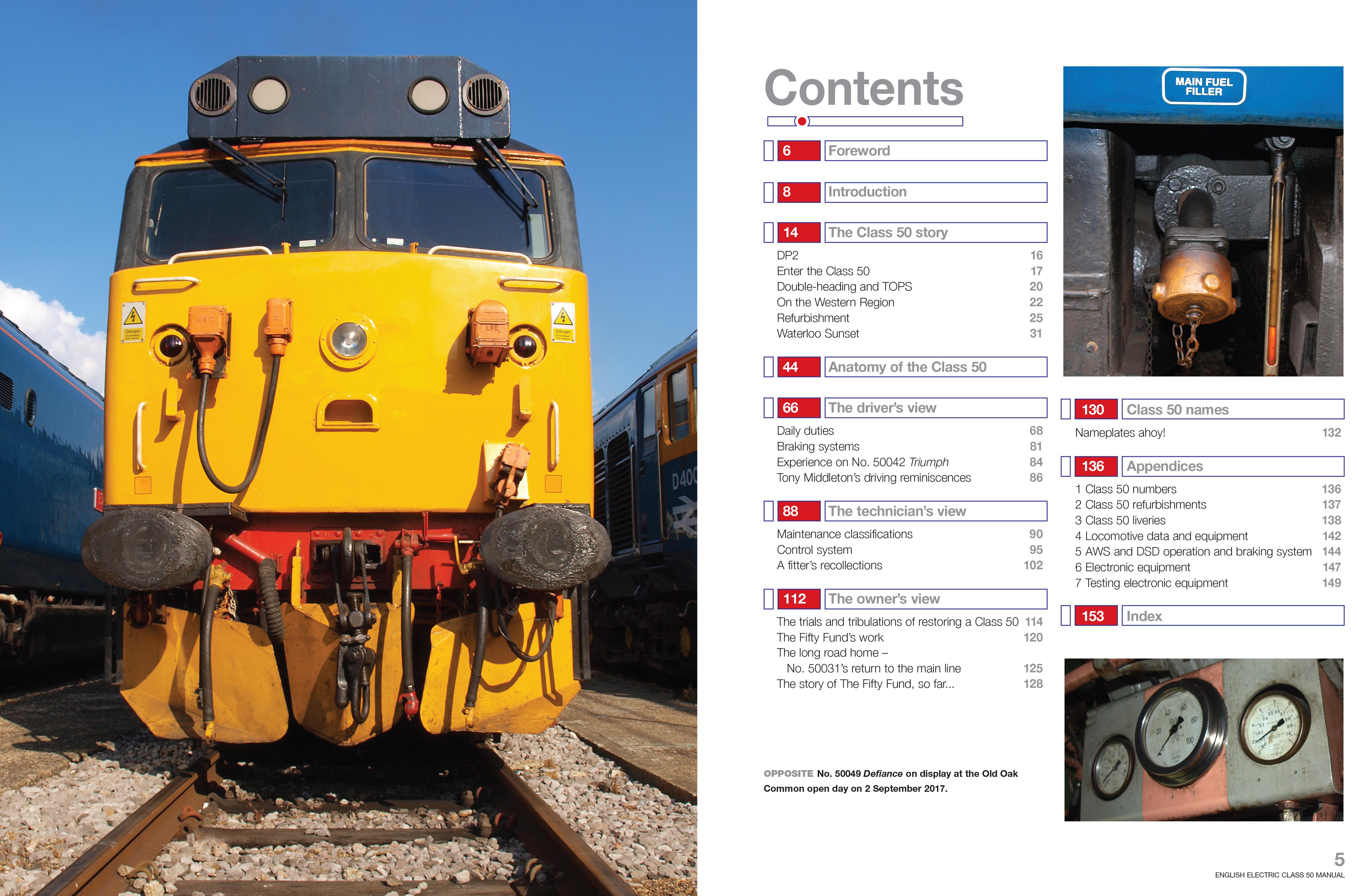 english electric class 50 diesel locomotive owners workshop manual rh haynes com Diesel Locomotive Piston GE Diesel Locomotives