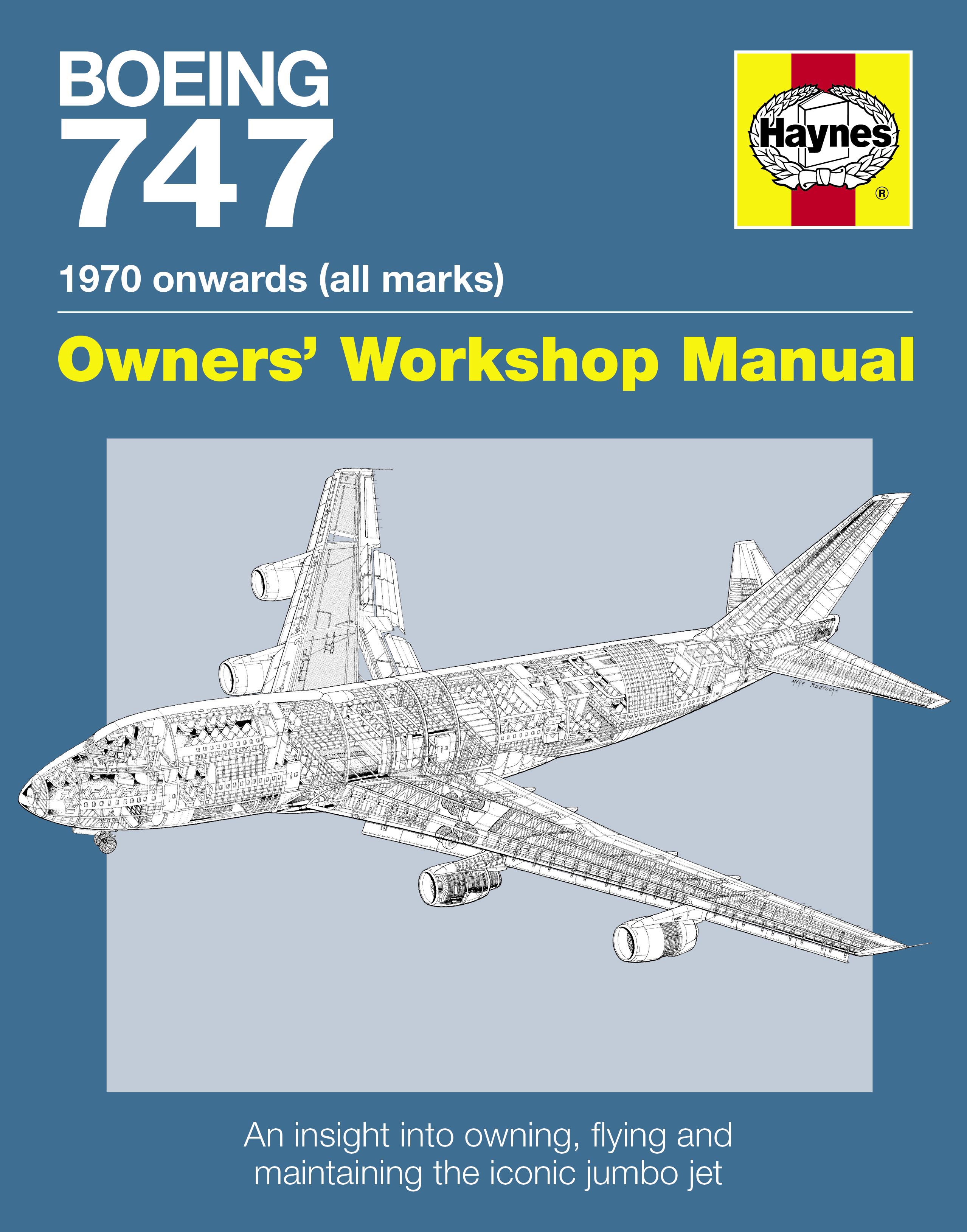 boeing 747 manual paperback haynes publishing rh haynes com boeing 747 manual boeing 747 maintenance manual pdf