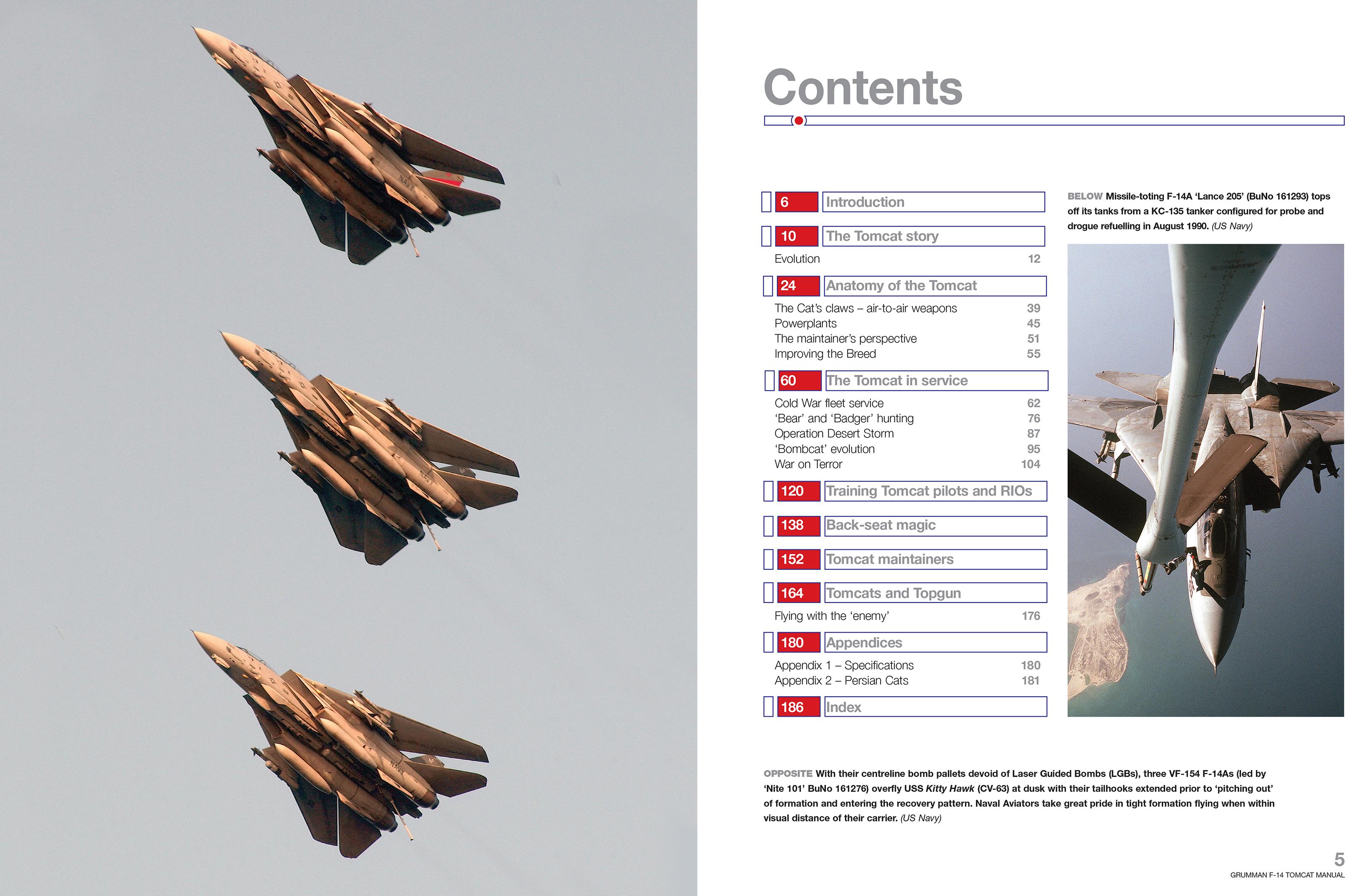 Grumman F-14 Tomcat Manual   Haynes Publishing