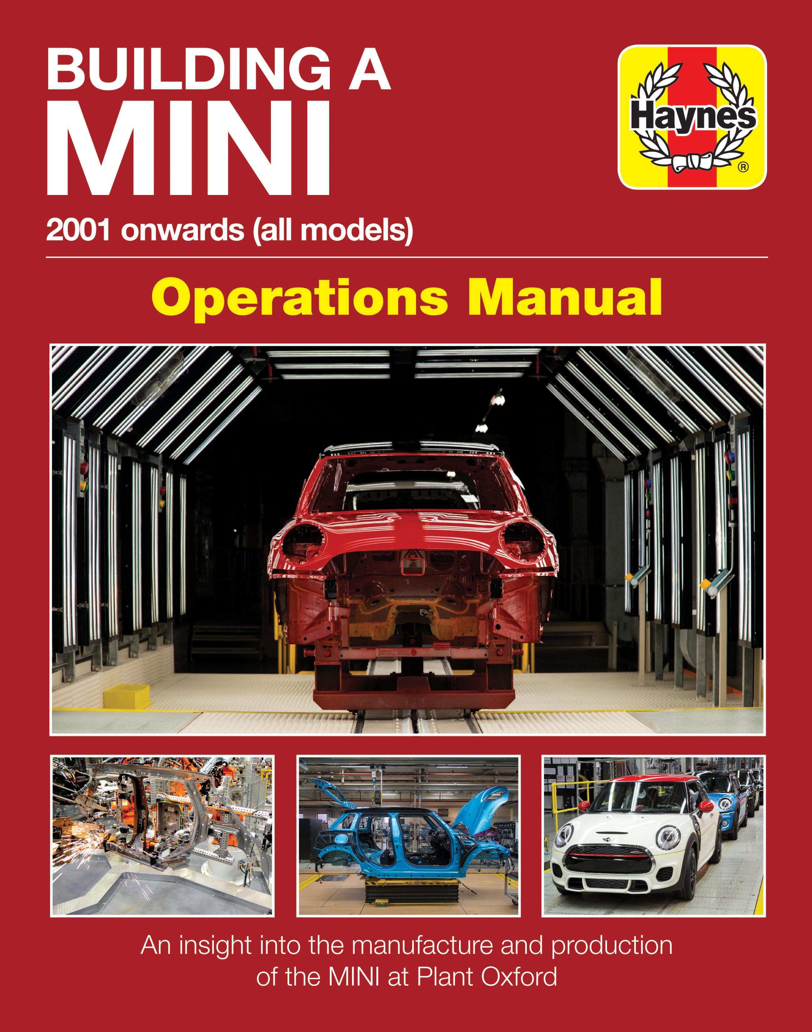 building operations manuals