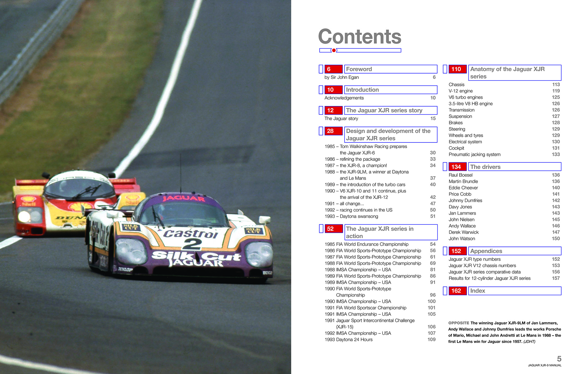 Jaguar XJR-9 Owners' Workshop Manual | Haynes Publishing