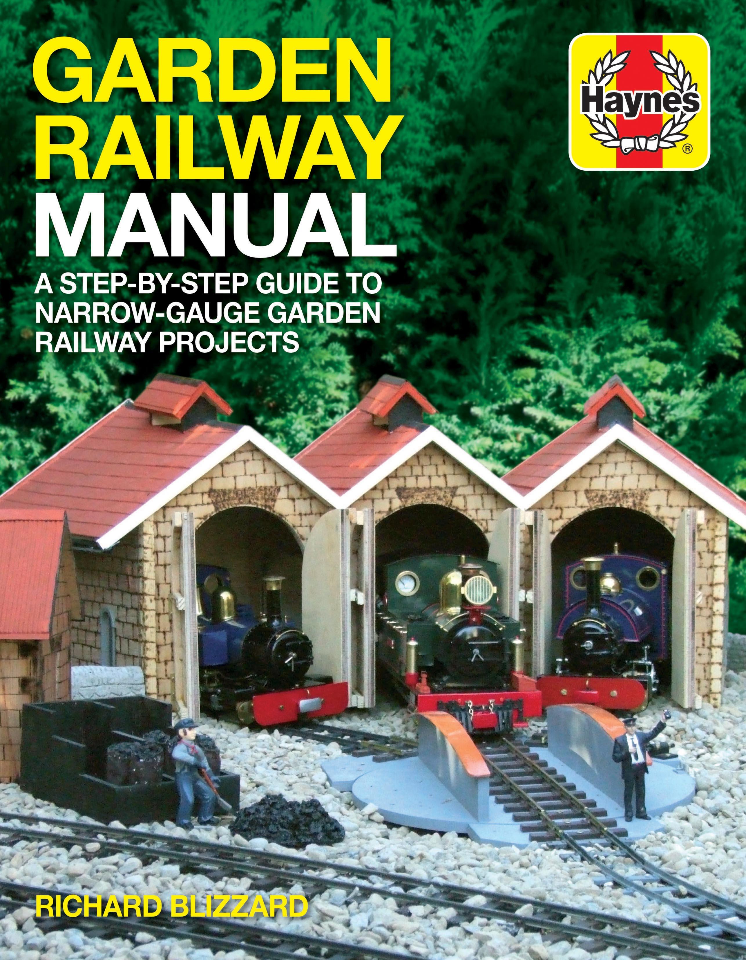 Garden Railway Manual (Paperback)