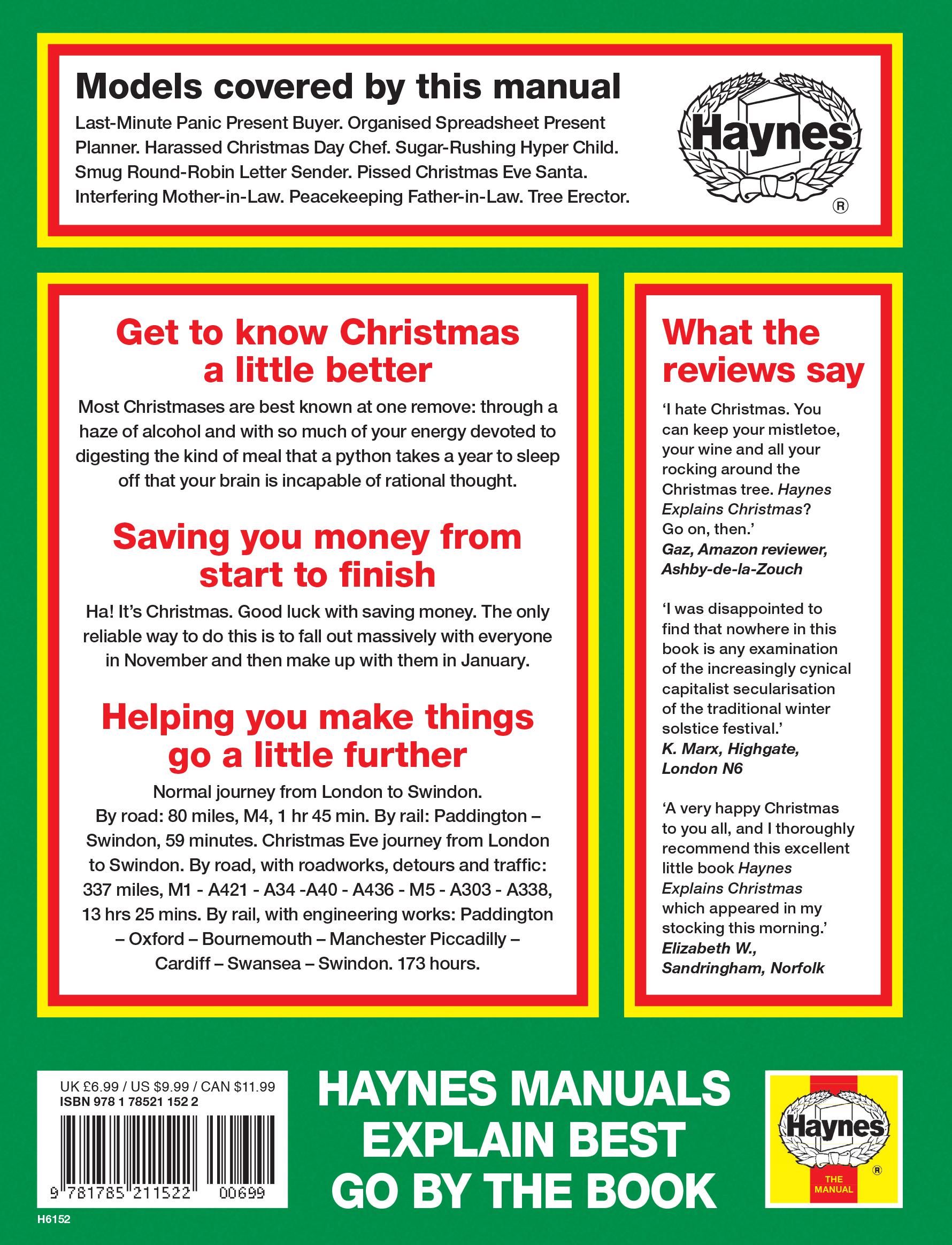 Haynes Explains Christmas | Haynes Publishing