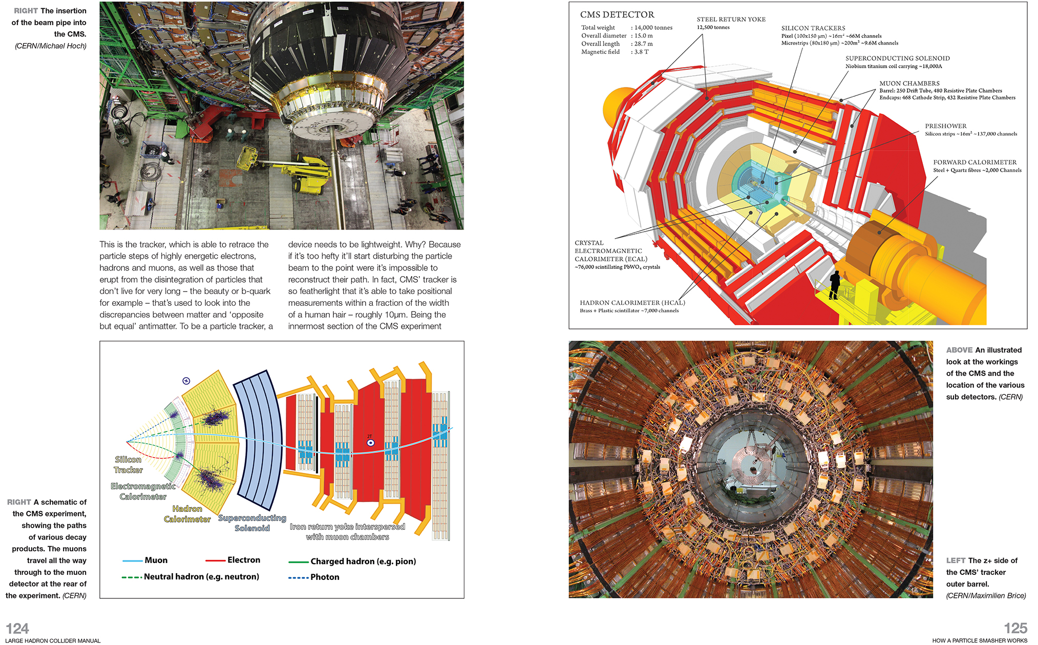 The Power of Empty Space Higgs Discovery