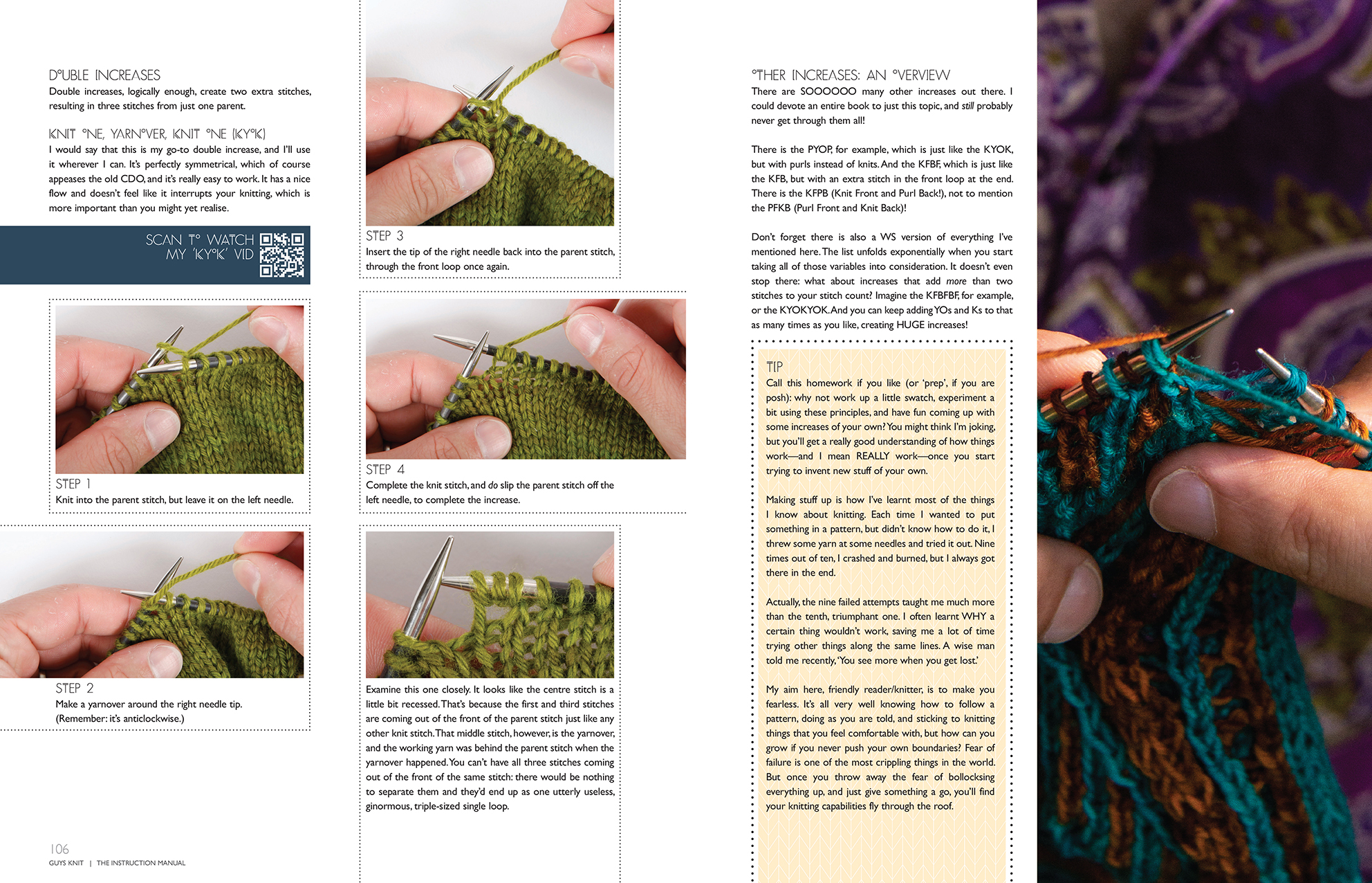 Guys Knit | Haynes Publishing