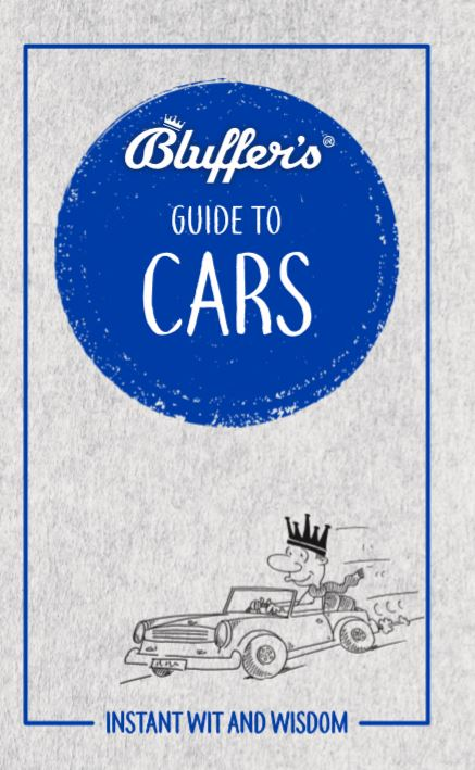Bluffer\'s Guide to Cars