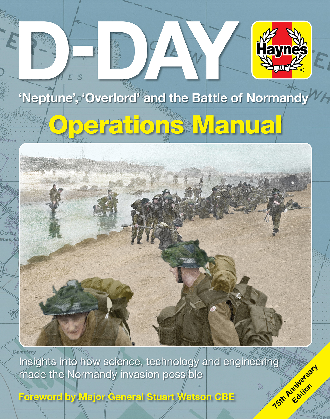 D-Day Operations Manual