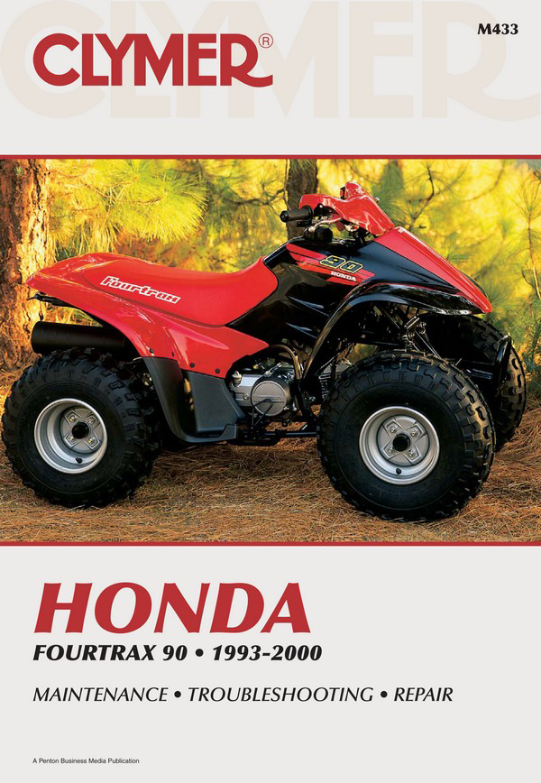 Honda Fourtrax 90 ATV (1993-2000) Service Repair Manual