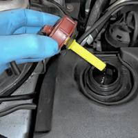 Checking steering fluid BMW 1-Series 2004 - 2011 Diesel 118d - 2.0