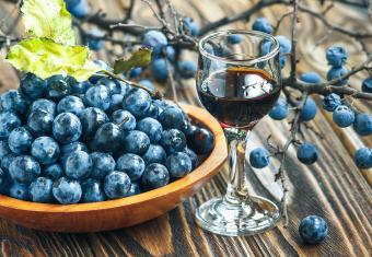 Use your Infusion: how to flavour your spirits with foraged fruit