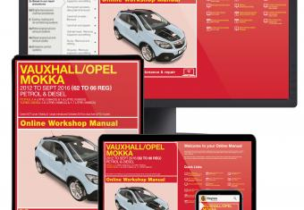 Haynes publishes new Owners Workshop Manual for recent Vauxhall Mokka models