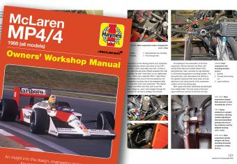 Haynes publishing new mclaren mp44 manual to celebrate 30th anniversary of the iconic f1 car fandeluxe Image collections