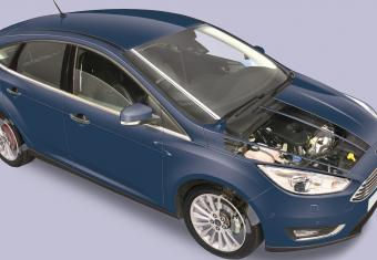 Ford Focus 2014-18 (64 to 18 reg) manual now on sale!