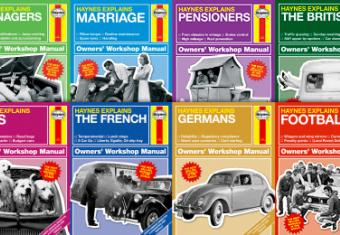 Haynes Explains the British, French, Germans, American, Christmas and much, much more