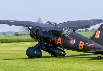 The clandestine wartime missions of the Westland Lysander