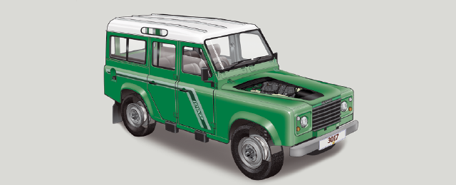 5 things you'd only know about the Land Rover Defender by taking it apart
