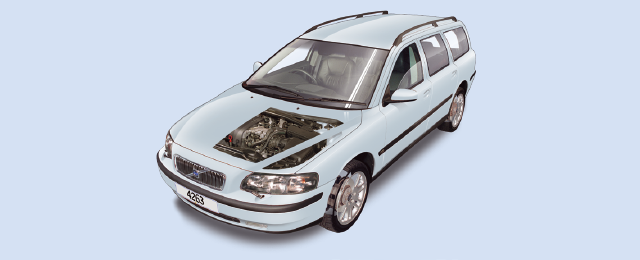 Volvo V70 & S80 routine maintenance guide (V70 1999 to 2007