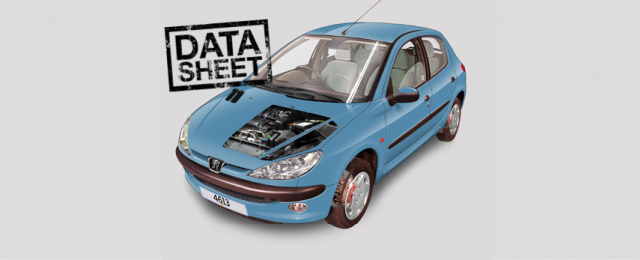 Peugeot 206 routine maintenance guide (2002 to 2009 petrol and diesel engines)