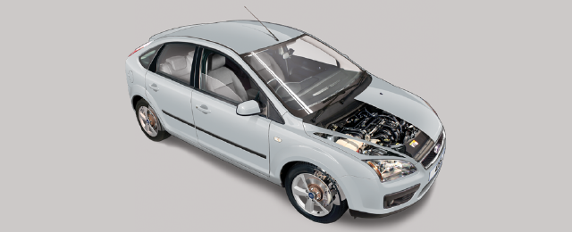 Ford Focus routine maintenance guide (2006 to 2011 petrol engines)