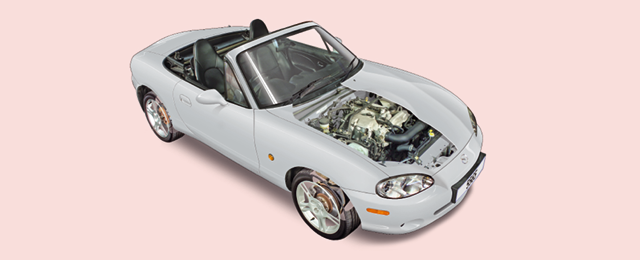 5 things we love about the Mazda MX-5