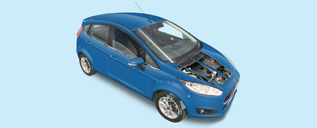 Ford Fiesta routine maintenance guide (2013 to 2017 models