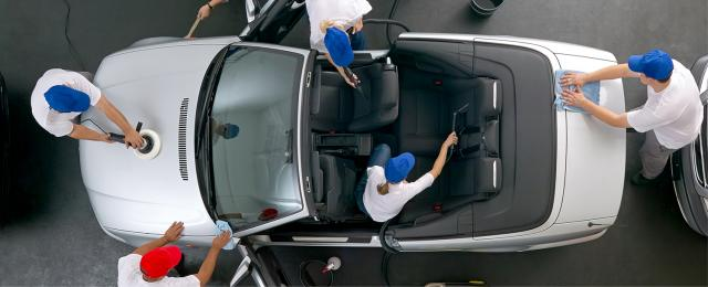 10 car cleaning tips from the pros