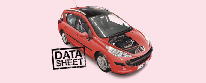 Peugeot 207 routine maintenance guide (2006 to 2013 petrol and diesel engines)