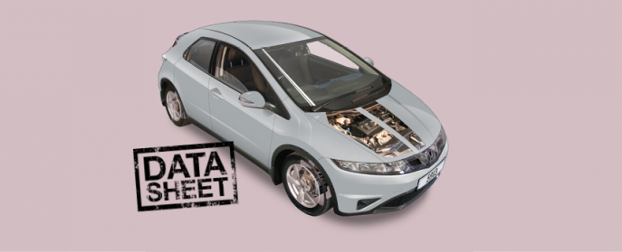 Honda Civic routine maintenance guide (2006 to 2012 petrol and diesel engines)