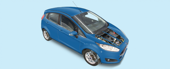 Ford Fiesta Routine Maintenance Guide 2013 To 2017 Models Haynes Publishing