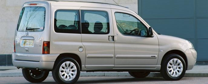 are citroen berlingo and peugeot partner the same