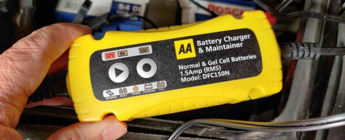 Which battery charger is best