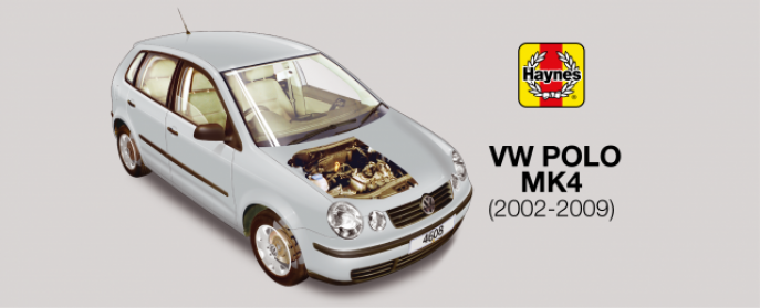 6 things you'd only know about the Volkswagen Polo Mk 4 (2002-2009) by taking it apart