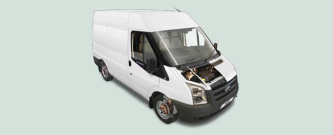A spotter's guide to the Ford Transit